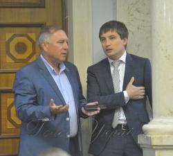 Сесія Верховної Ради України.