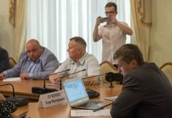 Засідання Підкомітету з питань взаємодії з громадянським суспільством Комітету Верховної Ради України з питань запобігання та протидії корупції.