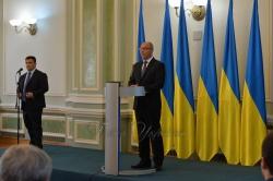 У рамках XIII Наради керівників закордонних дипломатичних установ України відбувся виступ Голови Верховної Ради України Андрія Парубія