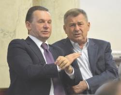 Засідання ВР.