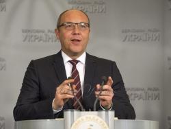 Брифінг Голови Верховної Ради України Андрія Парубія.