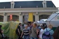 У Львові триває 25-й ювілейний книжковий форум.