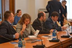 В Комітеті Верховної Ради України відбувся міжнародний круглий стіл «Проблеми законодавчого забезпечення проведення референдумів в Україні».