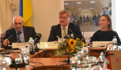 Комітет Верховної Ради України з питань прав людини провів «круглий стіл» на тему: «Перехідне правосуддя як шлях подолання наслідків конфлікту та збройної агресії».