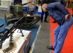 Міжнародна виставка до Дня захисника України: ХV Міжнародна спеціалізована виставка