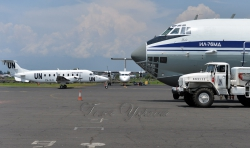Відбувся перший етап 9-ї ротації 18-го окремого вертолітного загону зі стабілізації в Демократичній Республіці Конго.