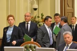 Погоджувальна рада депутатських фракцій (депутатських груп) у Верховній Раді України