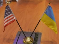 Зустріч Голови  Верховної Ради України Андрія  Парубія з міністром енергетики США Ріккі Перрі.