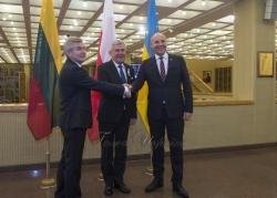 Візит Голови Верховної Ради України Андрія Парубія до Литовської Республіки для участі у роботі 9-ї сесії Міжпарламентської асамблеї Сейму Литовської Республіки