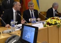 Візит Голови Верховної Ради України Андрія Парубія до Литовської Республіки