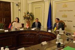 Конференція апаратів парламентів країн Європи у Верховній Раді України.