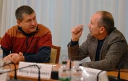 Під час підготовки до засідання на якому зокрема буде розглянуто проект Закону про внесення змін до деяких законодавчих актів України щодо вдосконалення механізму запобігання корупції