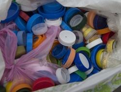 Флешмоб, присвячений Recycling_day (день переробки відходів в Україні).