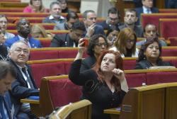 У Києві проходить ювілейний 40-вий щорічний форум транснаціональної мережі членів парламентів