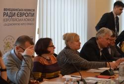 Семінар - тренінг на тему: «Верховенство права в нормопроектувальній діяльності Апарату Верховної Ради України»