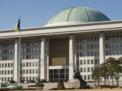 Зустріч Голови Верховної Ради України А.Парубія зі Спікером Національної Асамблеї Республіки Корея Мун Хі-Санг