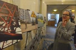 До Дня вшанування учасників ліквідації наслідків аварії на Чорнобильській АЕС буде розгорнуто експозицію «Чорнобиль – територія змін»