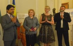В рамках співпраці груп з міжпарламентських зв'язків відкрилася експозиція «Планета Земля - Єдина: Україна-Індія»