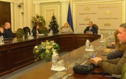 Відбулося засідання неформальної групи «Мінська платформа».