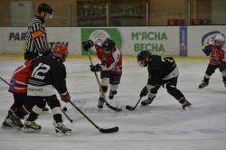 У місті Києві на льодовій арені відбулися матчі VI міжнародного турніру з хокею з шайбою пам'яті Валентина Павловича Уткіна.