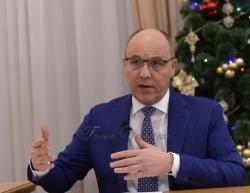Голова Верховної Ради України Андрій Парубій у підсумковому інтерв'ю телеканалу «РАДА»