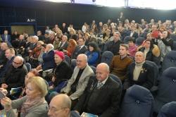 Вшанування пам'яті першого космонавта України Леоніда Каденюка