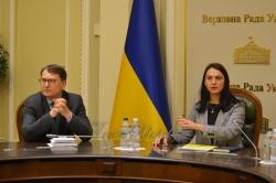 Зустріч з Головою Конституційного Суду Литовської Республіки Дайнюсом Жалімасом