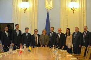 Зустріч з делегацією Національних Зборів Ліванської Республіки