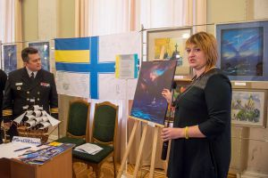 Експозиція «Повернення додому» на підтримку захоплених українських моряків