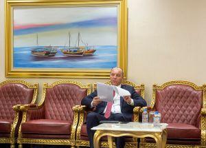 Візит Голови ВР України Андрія Парубія до Держави Катар