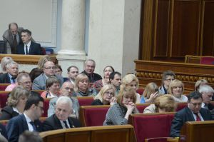 Парламентські слухання на тему: «Збалансований розвиток людського капіталу в Україні: завдання освіти і науки»