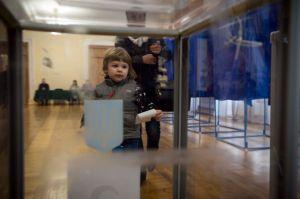 Голова ВР України А. Парубій взяв участь у голосуванні