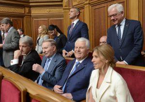 Присяга Українському народові новообраним Президентом України