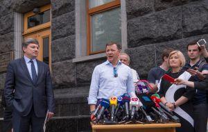 Відбулись консультаціі у Адміністрації Президента України