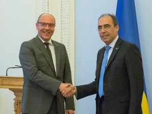 Зустріч з Послом Алехандро Альваргонсалесом