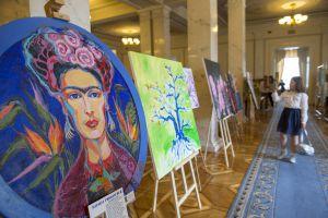 Презентація мистецького проекту «Планета Земля – Єдина: Україна-Ірак»