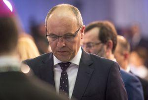 Голова Верховної Ради України Андрій Парубій взяв участь у Молитовному сніданку