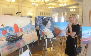 Презентація виставки аматорського живопису «Барви світу»
