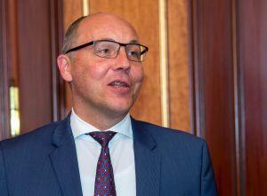 Андрій Парубій привітав журналістів з професійним святом