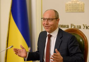 Андрій Парубій вручив нагороди працівникам апарату ВР України