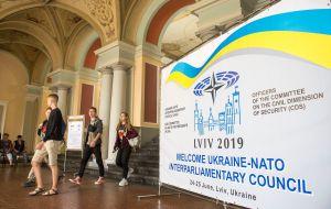 Андрій Парубій взяв участь у засіданні Міжпарламентської Ради Україна-НАТО
