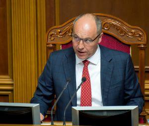 Голова Верховної Ради України Андрій Парубій