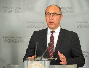 Брифінг Голова Верховної Ради України Андрія Парубія