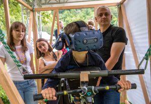 Голова Верховної Ради України Андрій Парубій відвідав ХIV фестиваль середньовічної української культури «Ту Стань! — 2019»