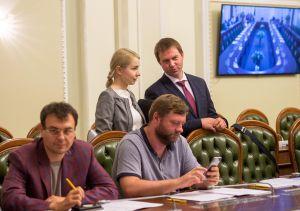 Голова Верховної Ради України Андрій Парубій скликав перше засідання Підготовчої депутатської групи з числа новообраних народних депутатів України.