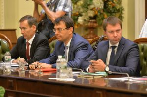 У Верховній Раді чергове засідання Підготовчої депутатської групи.