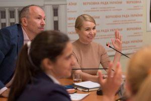 Засідання Комітету Верховної Ради України з питань антикорупційної політики