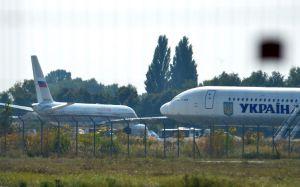 У Бориспіль прилетіли з московського полону 35 українських заручників