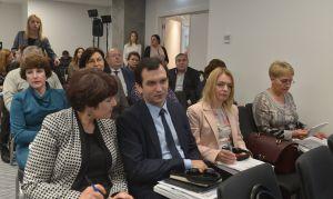 Тристороння зустріч щодо майбутньої пенсійної системи в Україні.