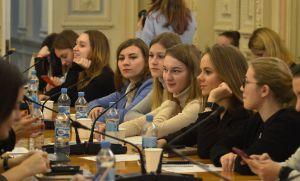 Комітет Верховної Ради України з питань інтеграції України з Європейським Союзом спільно зі Всеукраїнською молодіжною громадською організацією «Європейська молодь України» провів «Форум молодих жінок».